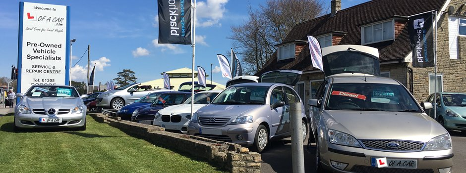 Dorset's No.1 Quality Used Car Dealership!